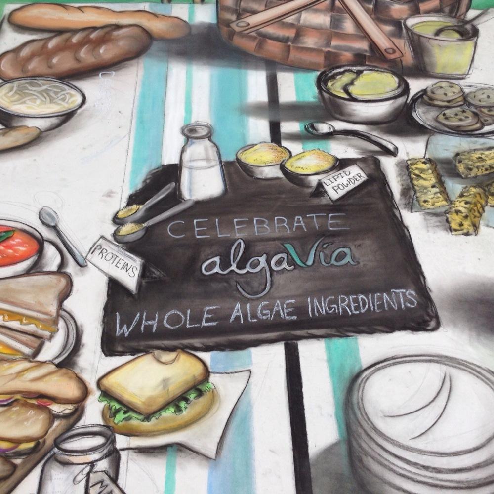 Chicago Chalk Champ - Shaun Hays - Artwork (c) 2014